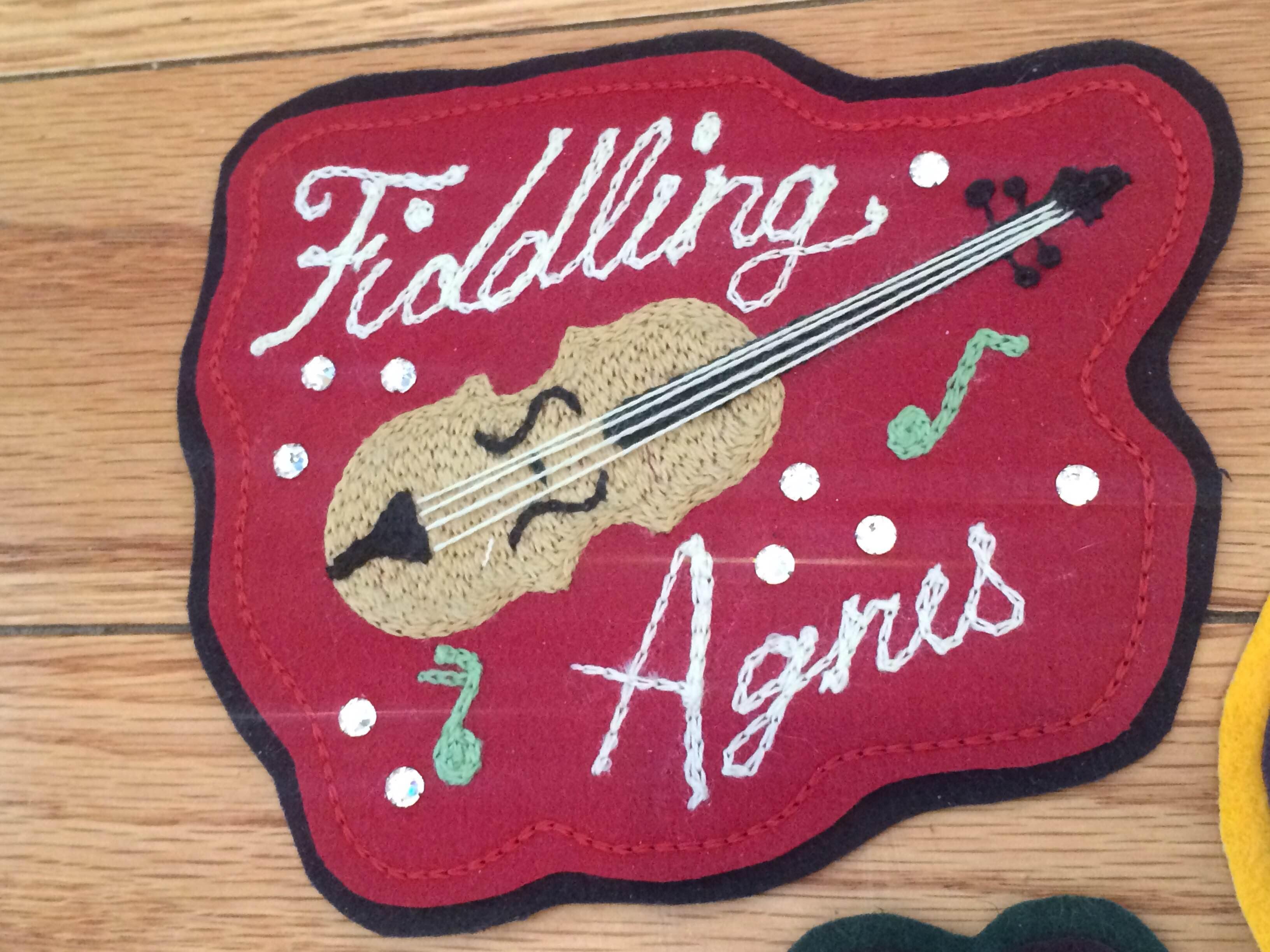 Fiddling Agnes