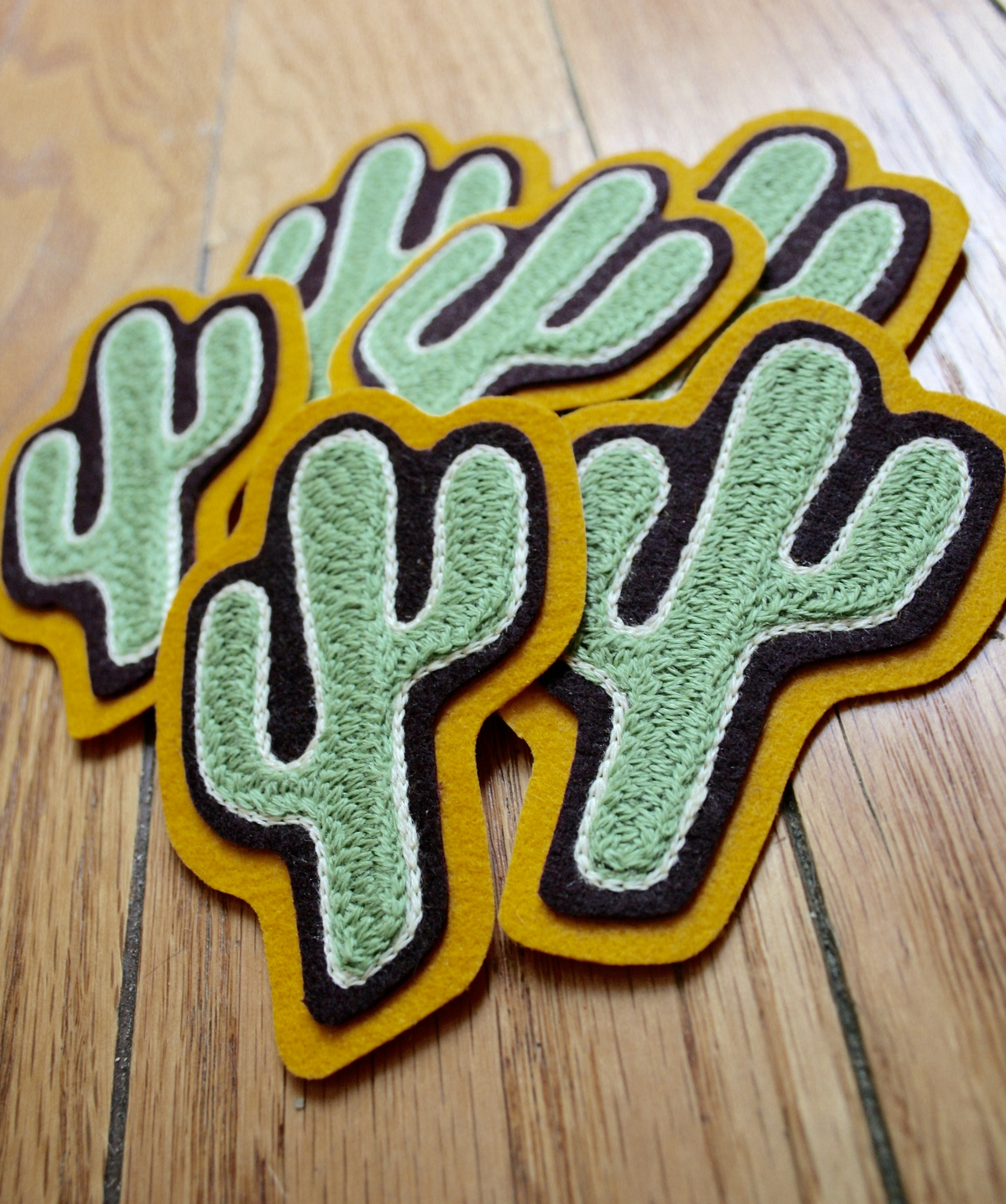 saguaro patch