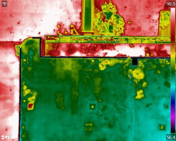 Infrared Moister Survey
