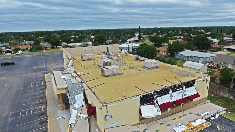 Roof Damage Assessment