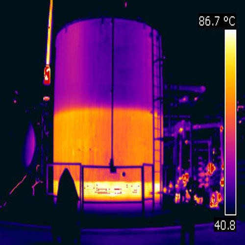 Thermal Tank Level Scan