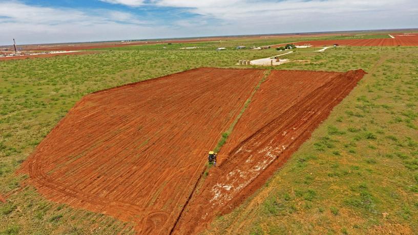 Future Caliche Pit mapping
