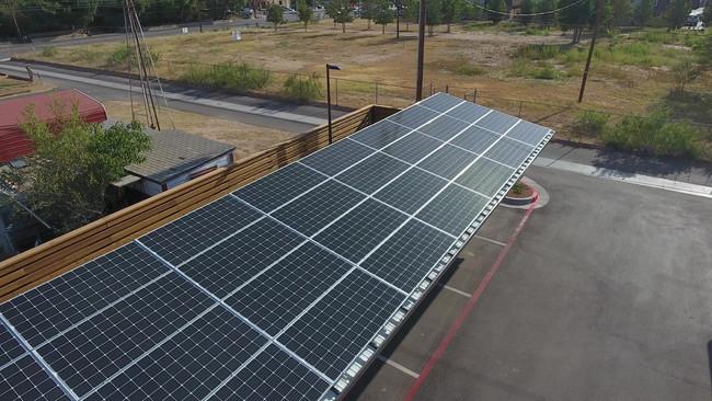 Visual Solar Panel Inspection
