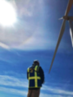 Wind Turbine Blade Mapping