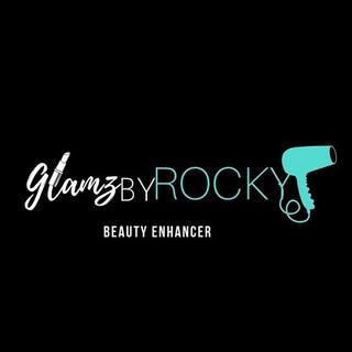 logo for _rocky.rykel _wigsbyrykel bosse