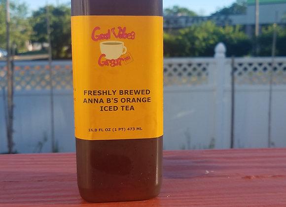 Organic Anna B's Orange Iced Tea