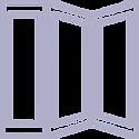 Fold Away Door Icon