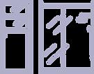 Door and Shower Door Icon