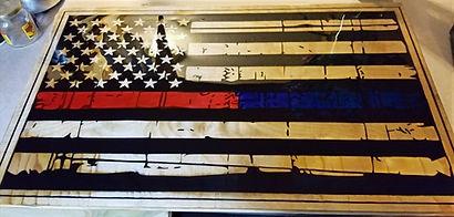 epoxy flag
