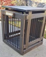Custom dog Kennel