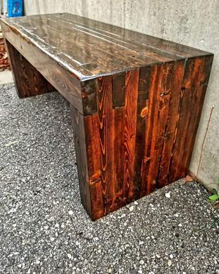 Finger joint bench