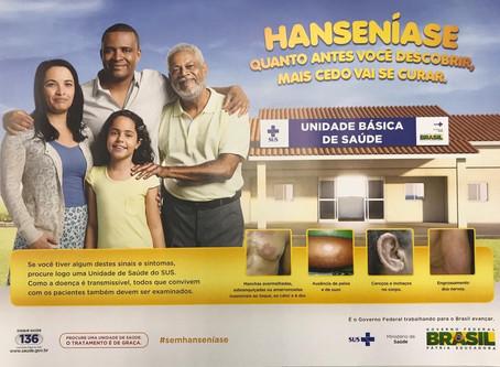 Combate à Hanseníase será lembrado em São Gonçalo nesta quarta-feira