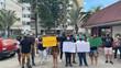 Empresários protestam contra restrições em SG e Niterói