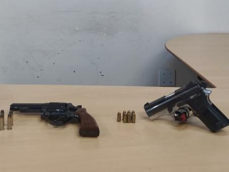 DH apreende arma usada na morte de policial em SG