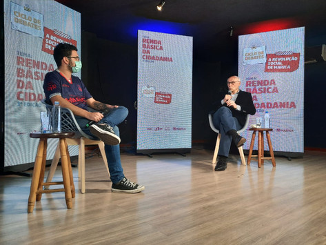 Maricá promove debate sobre Renda Básica da Cidadania