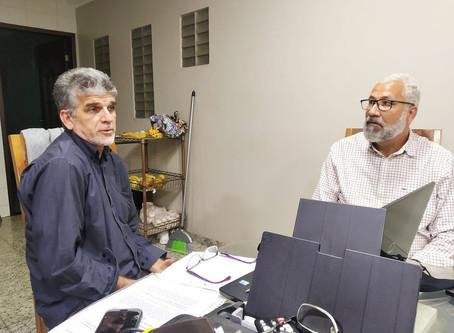 Pastor Arthur Belmont será vice de Ricardo Pericar em SG
