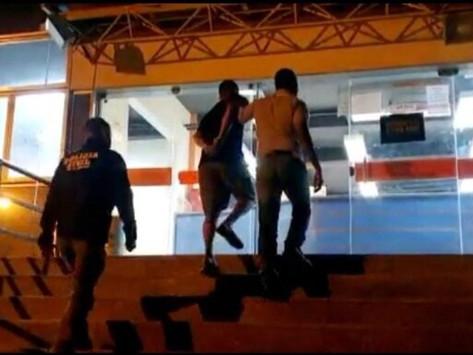 Polícia prende líder do tráfico de 5 comunidades em SG