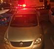 Assaltantes agridem e roubam motorista de aplicativo em SG