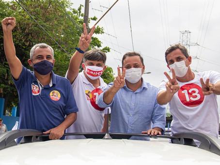 Candidato apoiado por Rodrigo dispara em São Gonçalo