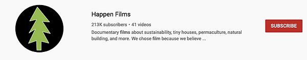 Happen Films Youtube channel