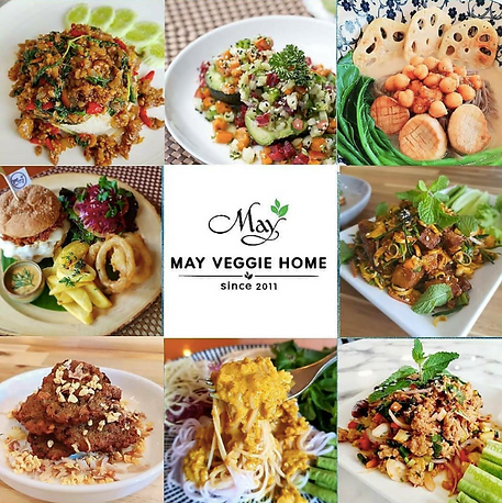 May Veggie Home
