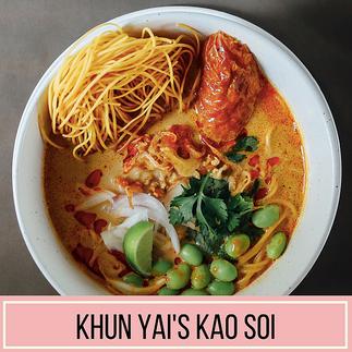 Khao Soi VistroBKK