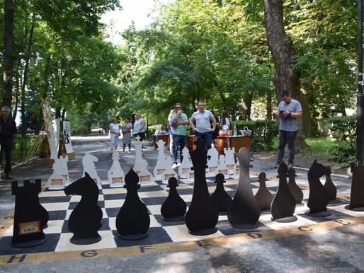 """Підсумки першості Хотинської громади з шахів """"Битва шахових титанів"""""""