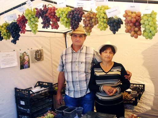 Уперше відзначають День виноградаря і винороба