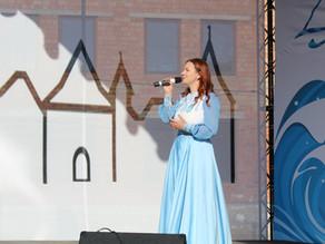 Відкриття регіонального конкурсу «Дністер-ріка» у Хотині