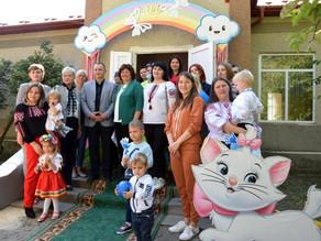 Новосілля: дві групи для малюків відкрили на базі міської школи №1