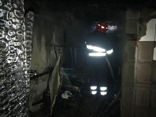 Вогнеборці ліквідували пожежу в Клішківцях