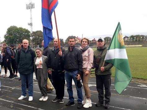 Команда Хотинської громади взяла участь в обласних змаганнях