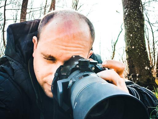 Юрій Стороженко з Хотина потрапив до ТОП-70 фотографів жанру макрозйомки у світі