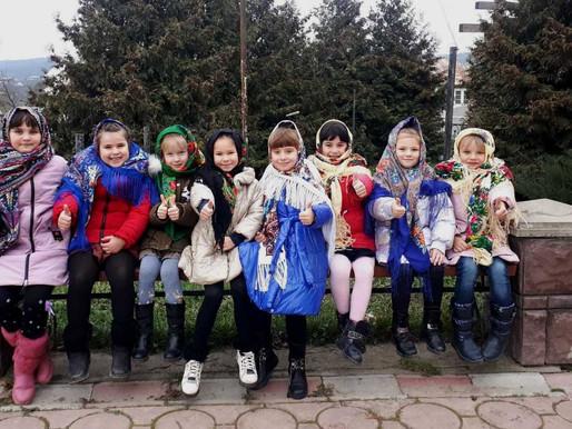 Флешмоб у День Української хустки