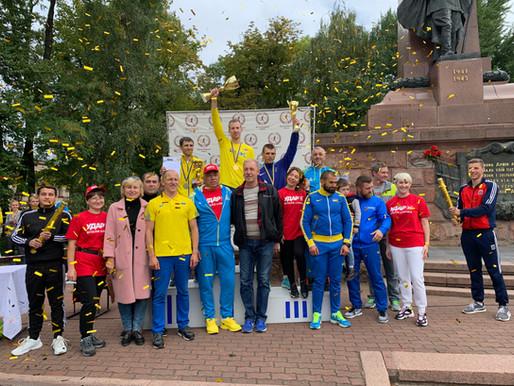 Олег Миронець став абсолютним чемпіоном  «Буковинської милі»