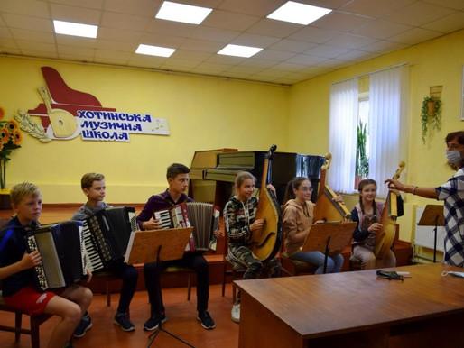 65 років успіху і творчості – річниця Хотинської музичної школи