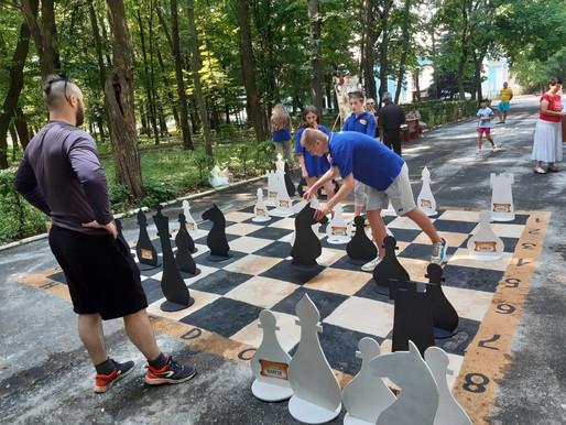 """""""Битва шахових титанів"""" у Хотині"""