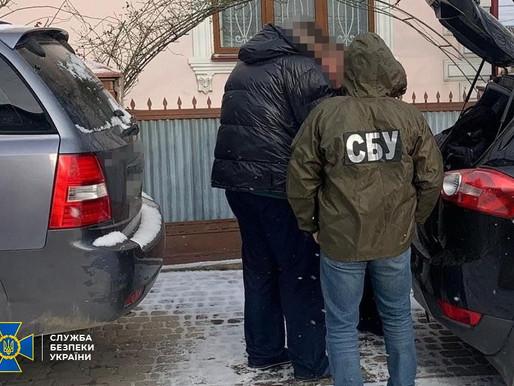 Злочинну схему посадовців фіскальної служби викрила СБУ на Буковині