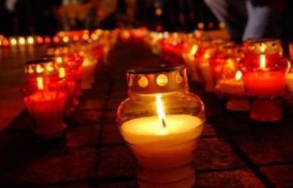 Акція: запаліть свічку для вшанування пам'яті жертв Голодомору