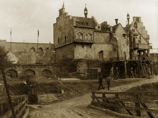 Цікава історія: про зйомки фільму «Русалонька» у Хотинській фортеці