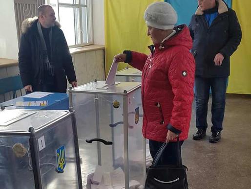 Результати виборів у Хотинській ОТГ
