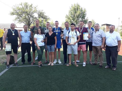 Команда Недобоївської громади перемогла в обласних змаганнях