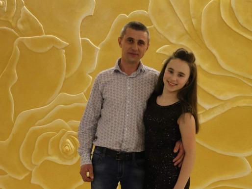 «Вірю в тата і кожного українського солдата»