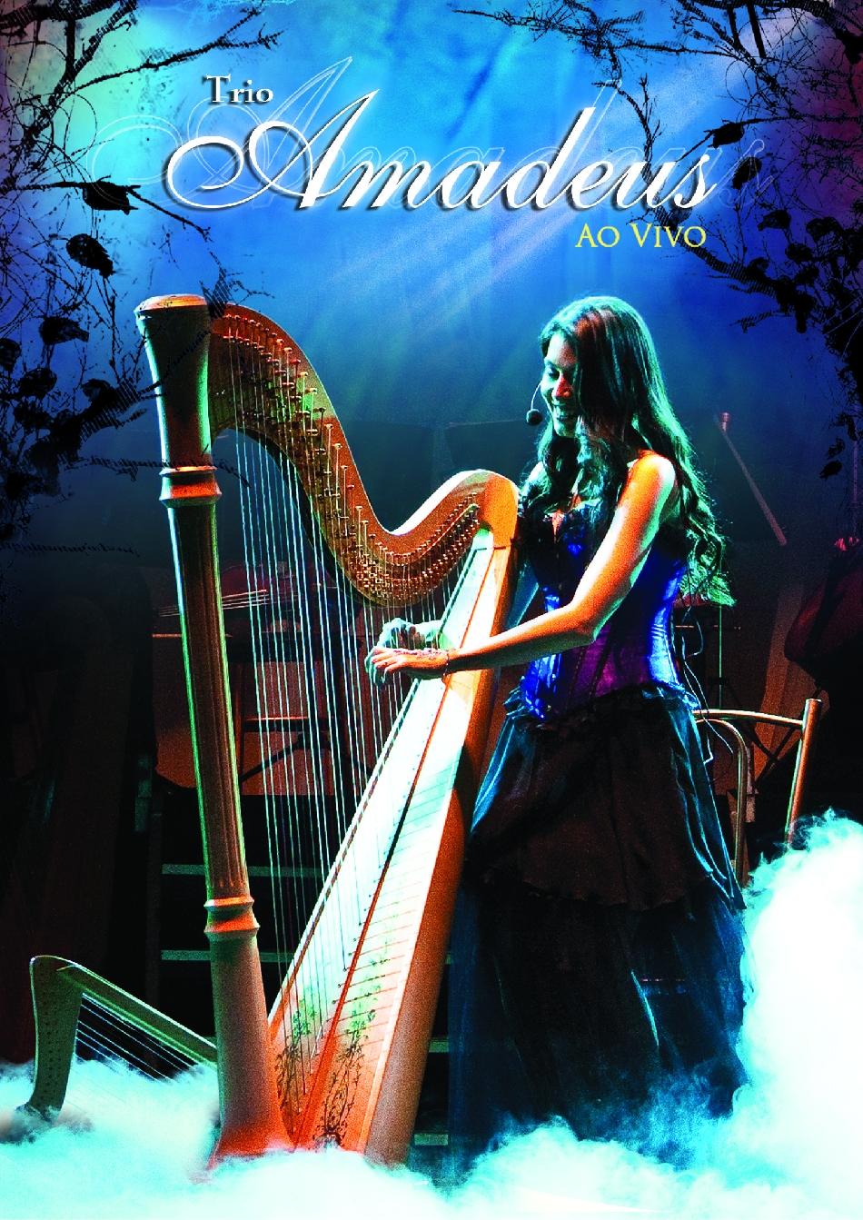 Trio Amadeus - Ao Vivo (2012) - DVD