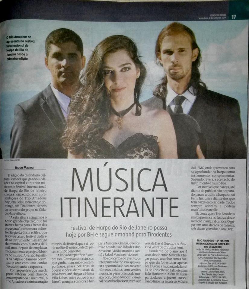 JORNAL ESTADO DE MINAS - 06/06/2014