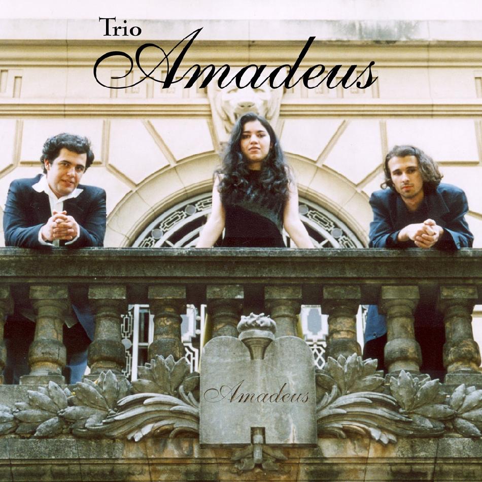 Amadeus (2008) - CD