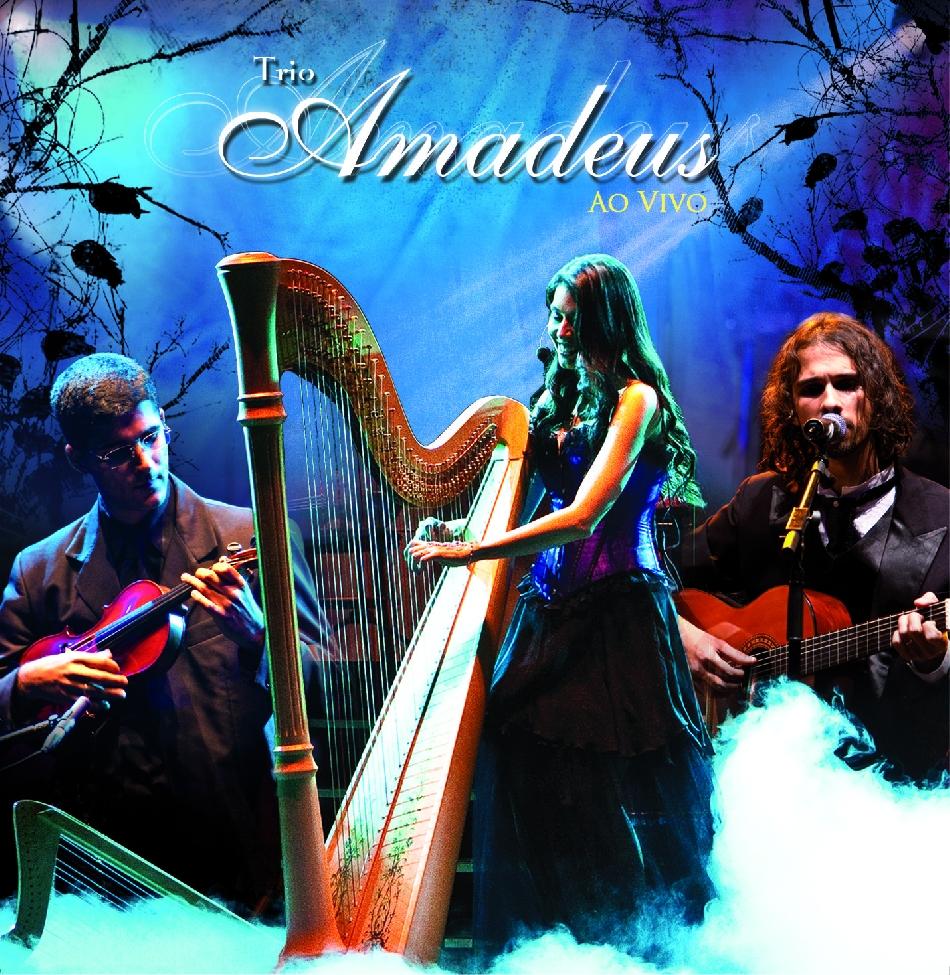 Trio Amadeus - Ao Vivo (2012) - CD