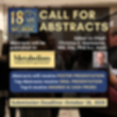 18th WCIRDC Call for Abstracts with dead