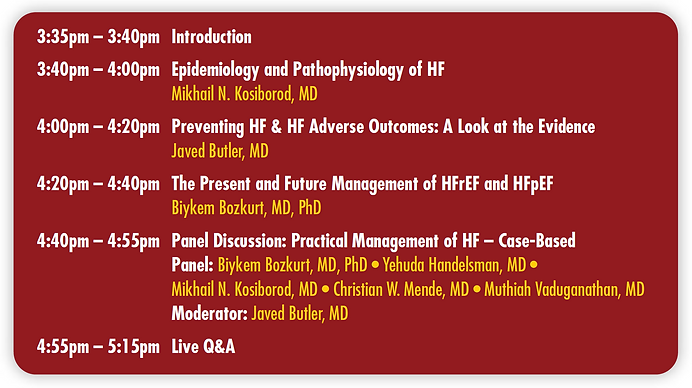 AZ Online CME Supported Session Agenda.P