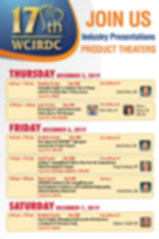 17th WCIRDC all product theaters proof.j